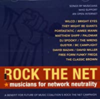 Rock the Net: Musicains for Network Neut