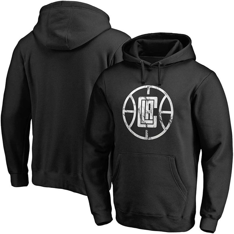 HuWai-Outdoor Hoodie NBA Brooklyn Nets Basketball Mnner Casual Sport locker bequemen Mantel Schwarz S-3XL