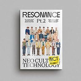 SM Entertainment NCT – The 2nd Album RESONANCE Pt.2 [Departure ver.] Album + Poster + Cartes Photos supplémentaires