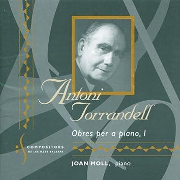 Torrandell: Obres Per Piano, I