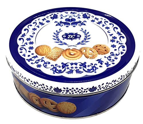 Butter Cookies Keks Dose In Porzellan - Design Dose 454g