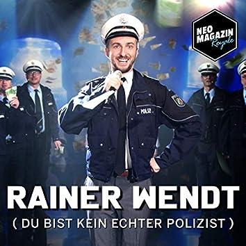 Rainer Wendt (Du bist kein echter Polizist)