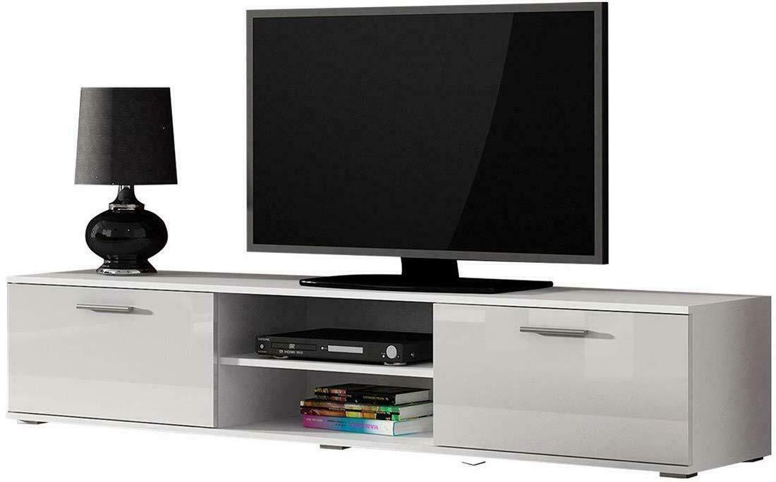 Hampton & Stewart - Mueble para Sala de Estar, Color Blanco, 120: Amazon.es: Hogar