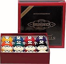brunswick centennial billiard balls