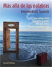 Más allá de las palabras: Intermediate Spanish, 2nd Edition (Book & CD)