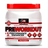 Advanced Molecular Labs - Pre Workout Powder, Increases Drive, Performance Enhancer, Fruit Punch, 18.06 oz