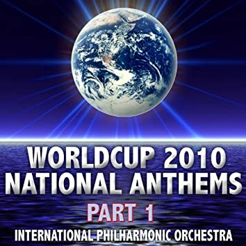 World Cup 2010 National Anthems Part 1