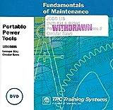 Portable Power Tools: Circular Saws Training (Fundamentals of Maintenance) No. 10010806