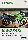 Kawasaki Ninja 250 Motorcycle (1988-2012) Service Repair Manual