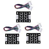 Smartlife パターン除去モータークリッピングフィルター用3Dプリンターステッピングモータードライバー用TL Smootherアドオンモジュール(3個パック)