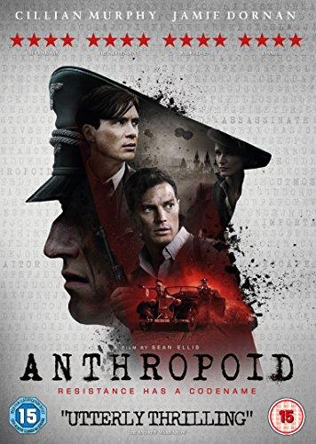 Anthropoid [DVD] UK-Import, Sprache-Englisch