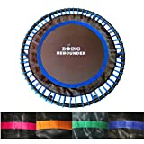 Boing Rebounder Bungee Trampoline 40' (Orange, Bungee Strength (Up to 150 lbs))