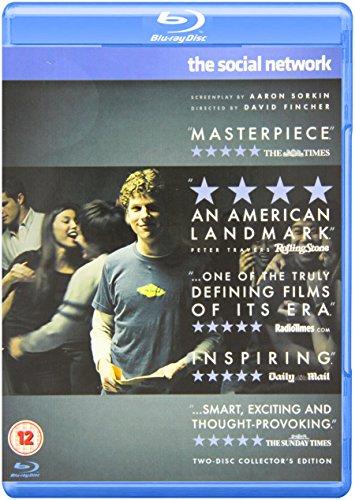 The Social Network (Blu-ray) (2010)