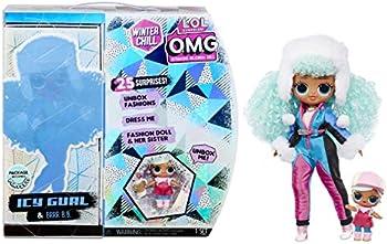 L.O.L. Surprise! O.M.G. Winter Chill ICY Gurl Fashion Doll
