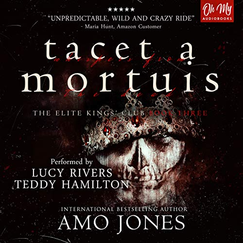 Tacet a Mortuis audiobook cover art