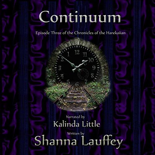 Continuum cover art