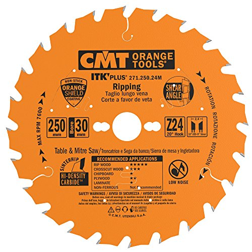 CMT ORANGE TOOLS 271.250.24M Sierra Circular
