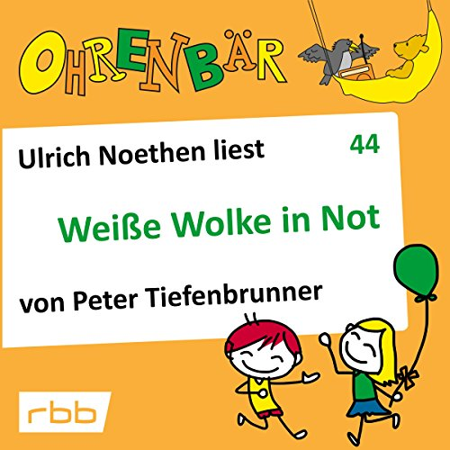 Weiße Wolke in Not cover art