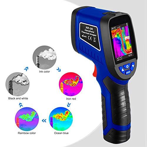 Mano Infrared Thermal Imager Cámara De Imagen Termómetro D