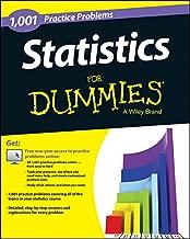 Statistics: 1,001 Practice Problems For Dummies (+ Free Online Practice)