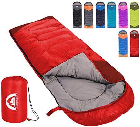 Top 10 Best rei sleeping bag Reviews
