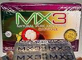 Mx3 Mangosteen Capsule 60 Pcs