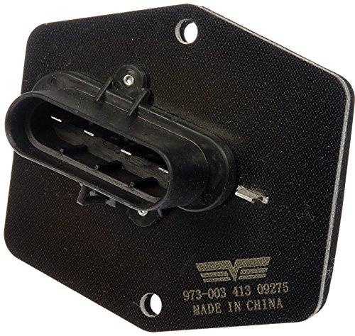 Dorman 973-003 HVAC Blower Motor Resistor for Select Cadillac / Chevrolet / GMC Models