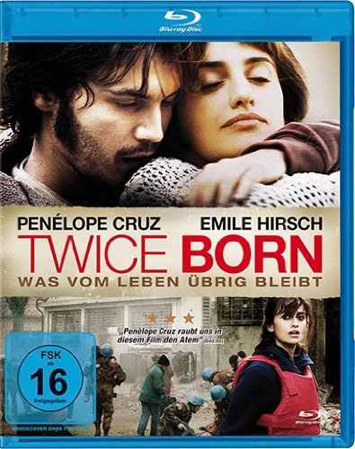 Twice Born ( Venuto al mondo ) [ Origine Tedesco, Nessuna Lingua Italiana ] (Blu-Ray)