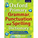 Oxford Primary Grammar, Punctuation and Spelling Dictionary: 1 (Oxford Dictionary)