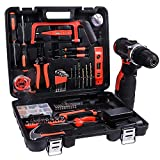 LETTON Power Tools Combo Kit with 16.8V Cordless Drill for 60...
