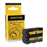 PATONA Camcorder Batteries