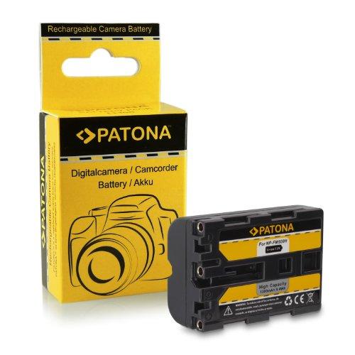 Batería NP-FM500H para Sony Alpha 57 SLT-A57 | 58 SLT-A58 | 65...
