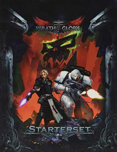 WH40K Wrath & Glory - Starterset (Wrath & Glory Rollenspiel / Regelwerke)