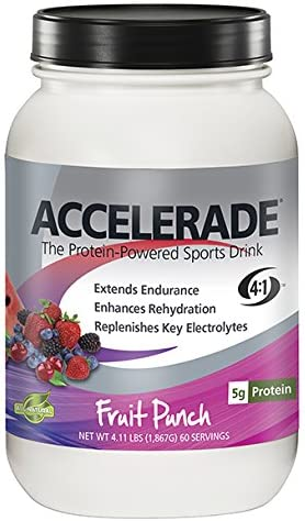 PacificHealth Accelerade All Natural Sport New color Mix Drink Free shipping anywhere in the nation Hydration
