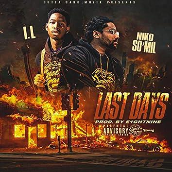 Last Days (feat. IL)