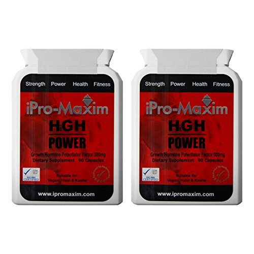 H Power 180 Capsules. 800mg Advanced Phisio Nutrition - A Supplement for Men & Women. Comprehensive and Natural Product