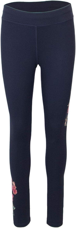 Desigual Women's 18WWKK15blueE bluee Polyester Leggings