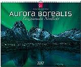 AURORA BOREALIS - Faszinierendes Nordlicht - Original Stürtz-Kalender 2017 - Großformat-Kalender 60 x 48 cm