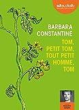 Tom, petit Tom, tout petit homme, Tom - Livre audio 1 CD MP3 - Audiolib - 18/01/2017