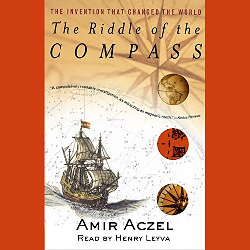 The Riddle of the Compass audiobook cover art