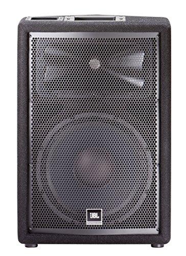 JBL JRX212 2-Wege-Monitor-Lautsprechergehäuse– Schwarz