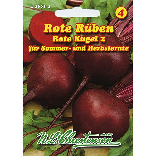 Rote Rübe Rote Kugel 2 (Portion)