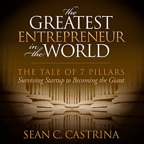 The Greatest Entrepreneur in the World audiobook cover art