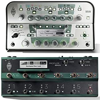 KEMPER Profiling Amp White + Remote SET