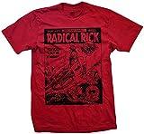 DHD Wear - Camiseta Deportiva - para Hombre Rojo Rosso Medium