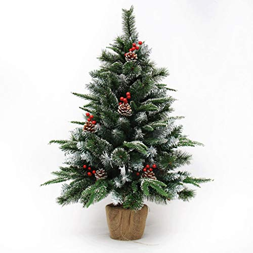 Sapin de Noël Sapin de Noël - Sapin de Noël Pinecone Christmas Bonsai Christmas Day Decoration Petit Sapin de Noel (taille : 90cm)