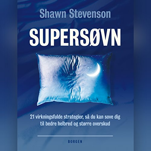 Supersøvn cover art