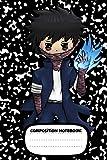 Composition Notebook: Dabi 6