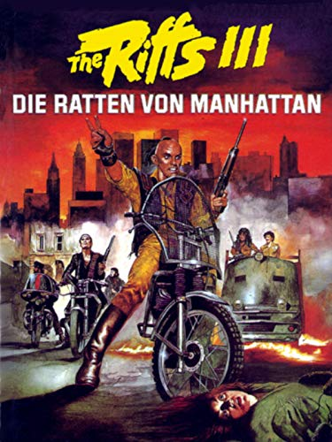 Riffs III - Die Ratten von Manhattan