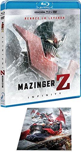 Mazinger Z Infinity Blu-Ray [Blu-ray]